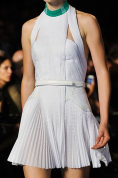 237 details photos of Alexander Wang at New York Fashion Week Spring 2015.