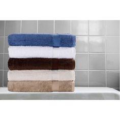 Salbakos presents luxury Turkish cotton Cambridge hotel collection bath towels.