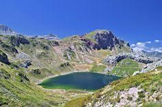 Somiedo Natural Park in Asturië - Spanje