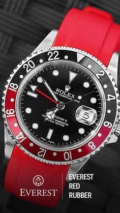 Customize Your Rolex GMT Master 2 - Swiss-Made with Precision Fit