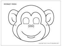 Printable Animal Masks: Elephant Mask Printable Elephant