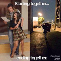 Ending together