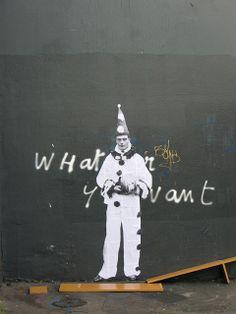 allée Verte | carnivale #clown