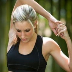 5 Chest Exercises For Women - look easy enough!