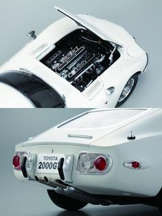 """Only seen these in magazines..,幻の名車""""週刊""""で組み立てる、トヨタ監修の「週刊『トヨタ2000GT』」"""