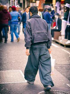 tokyo-fashion:  Japanese construction worker fashion, Harajuku.