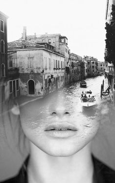 Double Exposure By Antonio Mora