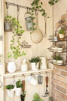 love this...back porch needs a makeover