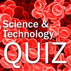 Science and Technology Knowledge Quiz. See how you did in comparison with the 1,006 randomly sampled adults asked the same questions in a national poll conducted by the Pew Research Center and Smithsonian magazine. (Wonder if they've correlated scientific literacy vs. religious belief?)