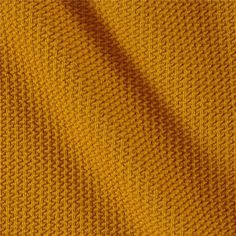 Telio Paola Pique Knit Mustard from @fabricdotcom  This lofty pique fabric consists of 2 very lightweight fabrics fused together. With 25% four way stretch and a beautiful full-bodied drape, this medium/heavyweight knit fabric is perfect for creating skirts and dresses.
