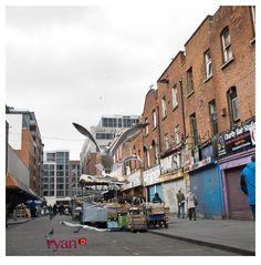 Moore Street, Dublin, Ireland. www.davidryanphotography.ie STREET PHOTOGRAPHY Dublin Ireland, Street Photography, Street View