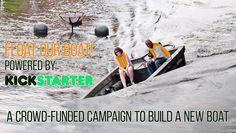 See more detail and back this project on Kickstarter: http://waterfire.org/float-our-boat  We need your help to build a new boat. Athena, which has served WaterFire Providence faithfully for the last 18 years, has reached a point in her career where she is no longer the safe and reliable work boat that our production has come to love. Built in 1998, Athena was one of the very first WaterFire boats. Since the beginning she has been our primary work boat, but has also seen use as a floating…