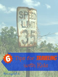 6 Tips for Traveling with Kids