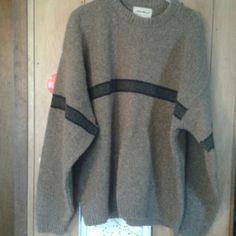 Men's xl eddie Bauer wool sweater Men's xl eddie Bauer wool sweater Eddie Bauer Sweaters