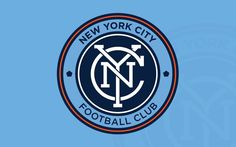 Great to see the official new club badge unveiled for New York City FC #nycfc #nyc #newyork #usa #mcfc