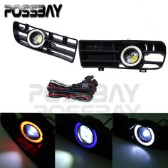New Hot Auto Car Parts Replacement LED Running Fog Lights 3 Color Angel Eyes Front Grilles Decoration For VW GOLF MK4 1998-2006     Tag a friend who would love this!     FREE Shipping Worldwide     Get it here ---> https://geoponetsales.com/new-hot-auto-car-parts-replacement-led-running-fog-lights-3-color-angel-eyes-front-grilles-decoration-for-vw-golf-mk4-1998-2006/  #sports #fitness #men #accessories #women #kids #baby #hobbies #geoponetsales #fashion #games