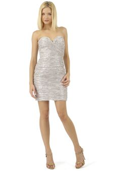 Count on Vicky Tiel for chic and elegant cocktail dresses.