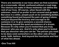 one tree hill quotes on life - Google Search