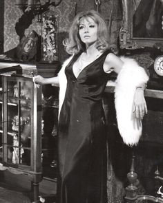 Ingrid Pitt: The House That Dripped Blood.