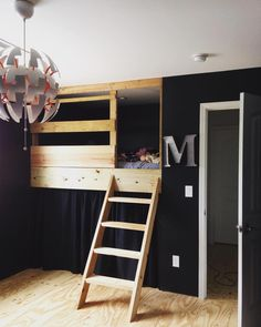 Teen Girl Bedrooms for dreamy decor - Attractive ideas. Pin note 4528316450 Sectioned in diy teen girl bedrooms loft beds , imagined on this moment 20190221 Bunk Beds Small Room, Full Size Bunk Beds, Bunk Beds Built In, Bunk Beds With Storage, Bunk Beds With Stairs, Kids Bunk Beds, Bed Storage, Small Rooms, Loft Beds