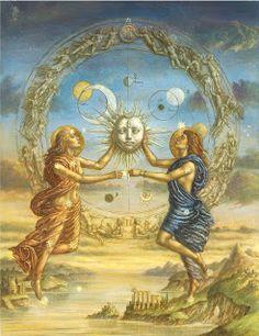 Un espacio para el Alma......: La Energía del Sol en Géminis