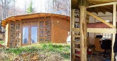 Cómo+hacer+una+casa+redonda+con+sacos+de+tierra+por+menos+de+$5,000