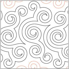 """Calypso: A single row is 12"""" wide– printed with one row – 144"""" long© 2014 Patricia E. Ritter* This design is available in both paper and digital. Please select your preference below.NOTE:  All digital designs include the following conversions: CQP, DXF, HQF, IQP, MQR, PAT, QLI, SSD, TXT, WMF and 4QB or PLT. Most designs also include a DWF, GIF and PDF.This pattern was converted by Digitech."""