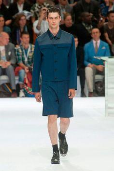 #Men's wear  Dior Homme  Spring Summer 2014 #Moda Hombres