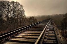 I love railways