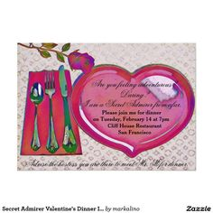 Customizable Invitation made by Zazzle Invitations. Dinner Invitations, Zazzle Invitations, Cliff House Restaurant, Spa Weekend, Secret Admirer, Retirement Parties, Create Your Own Invitations, White Envelopes, Rsvp