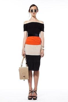 color blocking #fashion