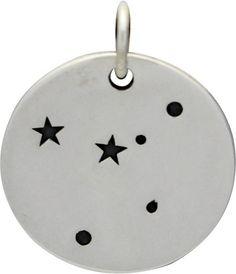 Cancer - Zodiac Constellation Disc
