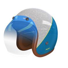 helmade ONE Splash Check this out! Mein ganz persönliches #helmade Design auf helmade.com :https://www.helmade.com/de/helmdesign-helmade-one-jethelm-splash.html