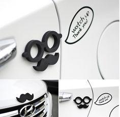 [바보사랑] 센스있는 젠틀맨 도어범퍼 /도어가드/스크래치가드/카용품/카악세서리/자동차용품/Car Accessories/Door bumper
