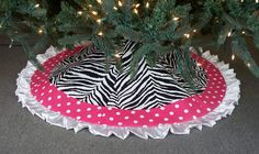 Best christmas tree skirts images in xmas