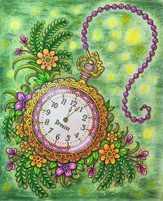 Lindo colorido!!!!!! @Regrann from @weiweiliya  #sommarnatt…