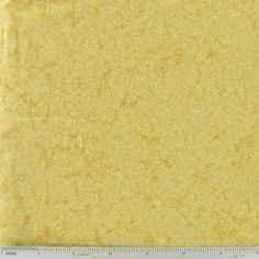 Yellow Crackle Textured Fabric - Too bright for me, but would be a great base to try a tea or coffee dye-method on.