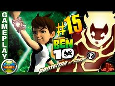 Ben 10 Protector of Earth PS2/PSP #15 New Orleans