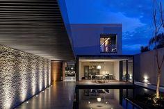 modern interiors & architecture — Casa LA by Elías Rizo Arquitectos Designed in 2014...