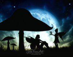 Mushroom Moon
