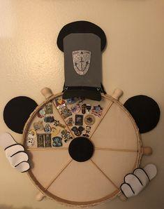 Steamboat Willie Disney Pin Display Board!