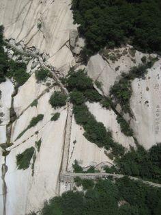 Mount Hua, China | Beauty Of The World
