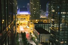 #Toronto #City #Lights *1305 by Mark Shannon on #500px