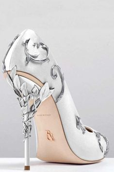 Silver heels are perfect for prom, and we will prove you that today. It   is so exciting to find amazing heels that will also match your dress.   Let us discover the whole world of silver high heels! Check out our blog   post to get the inspiration you have been looking for. Prom is coming.   #prom #promshoes #silverheels