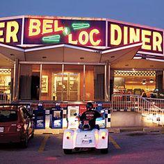 Secrets of the South's Best Diners   Bel-Loc Diner, Baltimore, MD   SouthernLiving.com