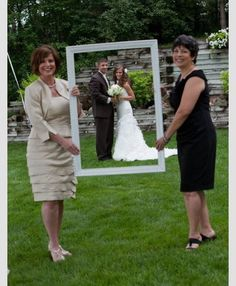 Mothers of the bride and groom <3