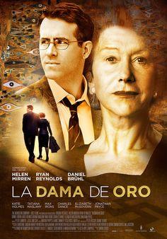 La dama de oro [Vídeo(DVD)] / dirigida por Simon Curtis. Distribuida por Savor, [2015?]