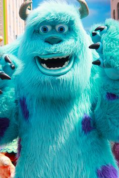 Sully. dont forget mike wazowski!!!!!