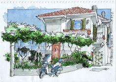 JR Sketches: Bologna