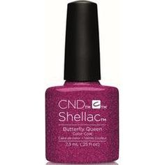 CND Creative Nail Design Shellac - Butterfly Queen